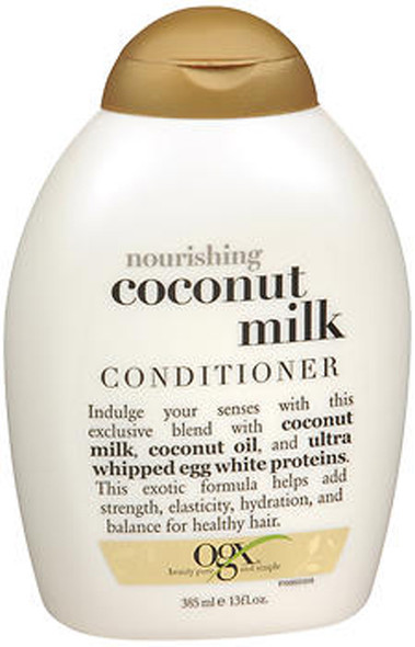 Ogx Nourishing Coconut Milk Conditioner - 13 oz