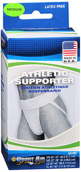 Sport  Aid Athletic Supporter Medium - 1 ea.