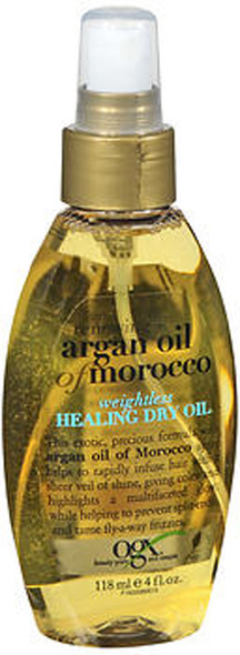 Ogx Renewing + Argan Oil of Morocco Weightless Healing Dry Oil - 4 oz