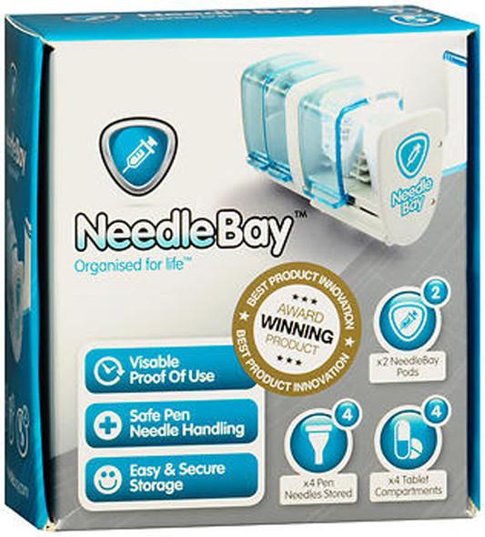 NeedleBay Diabetes Organizer