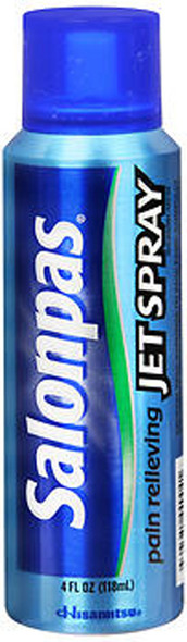 Salonpas Pain Relieving Jet Spray - 4 oz