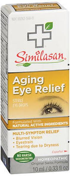 Similasan Aging Eye Relief Sterile Eye Drops - 0.33 oz