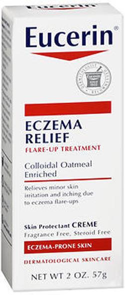 Eucerin Eczema Relief Instant Therapy Creme - 2oz