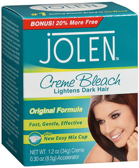 Jolen Creme Bleach Original Formula - 1.2 oz