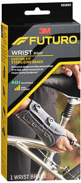 Futuro Custom Fit Wrist Stabilizer (601602) Adjustable Right Hand - 1 ea.