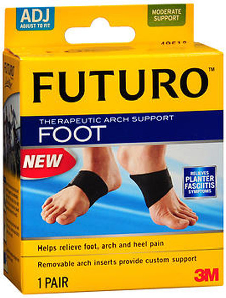 Futuro Therapeutic Arch Support Moderate - 1 pr