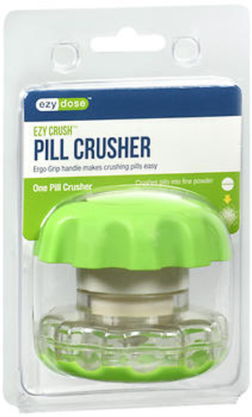 Ezy-Dose Ezy Crush Pill Crusher (68255) - 1ea