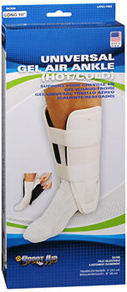 Sport Aid Universal Gel Air Hot/Cold Ankle Support Regular -  1 ea.