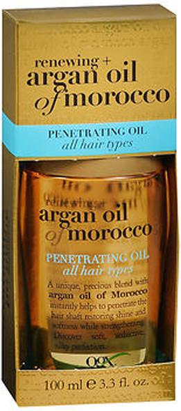 Organix Renewing Oil  Moroccan Argan - 3.3 oz