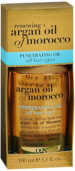 Organix Renewing Oil  Moroccan Argan - 3.3 oz