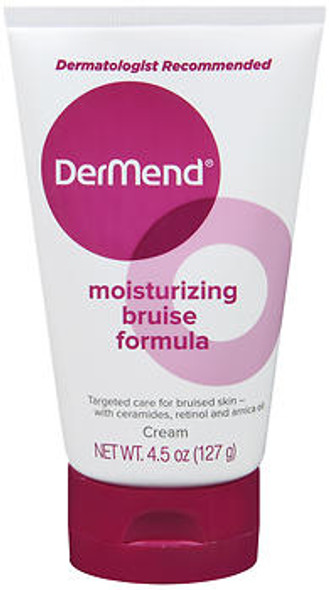 DerMend Moisturizing Bruise Formula Cream - 4.5 oz
