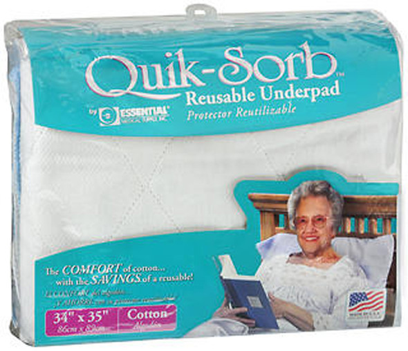 Essential Medical Supply Quik-Sorb Underpad Large - 1 ea.