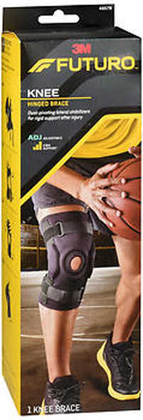 Futuro Sport Hinged Knee Brace Adjust To Fit - 1 ea.