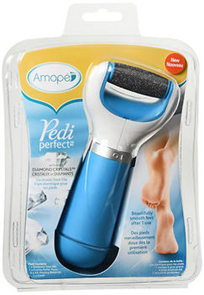Amope Pedi Perfect Electronic Foot File - 1 each