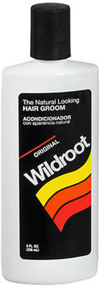 Wildroot Hair Groom Original Liquid - 8 oz