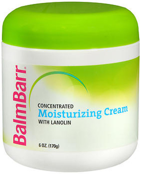 Balm Barr Concentrated Moisturizing Cream with Lanolin - 6 oz