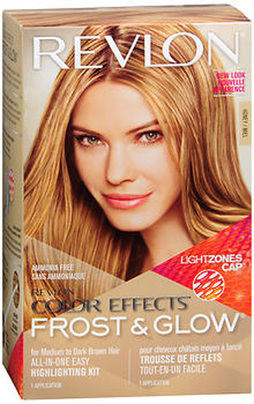 Revlon Color Effects Frost & Glow Highlighting Kit Honey