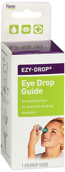 Flents Ezy-Drop Guide Eye Wash Cup - 6 ea