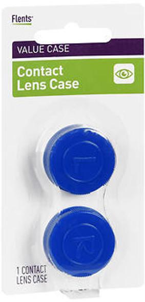 Flents Contact Lens Case - 1 each