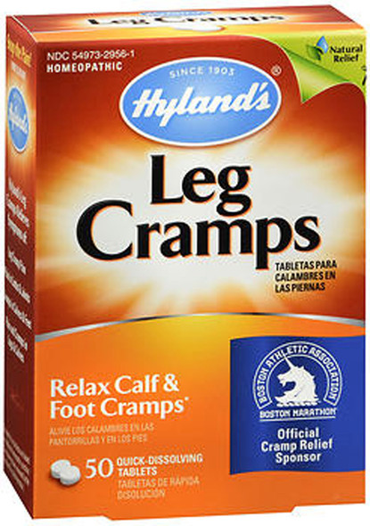 Hyland's Leg Cramps, 50 Tablets