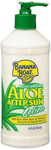 Banana Boat Aloe After Sun Lotion - 16 oz