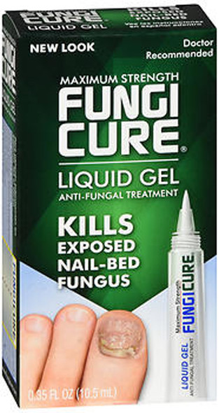 Fungicure Liquid Gel Anti-Fungal Treatment - 0.35 oz