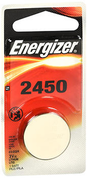 Energizer Watch/Electronic Battery CR2450