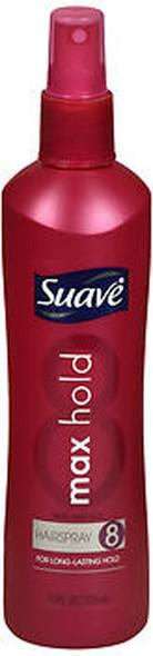 Suave Max Hold Non Aerosol Hairspray - 11 oz