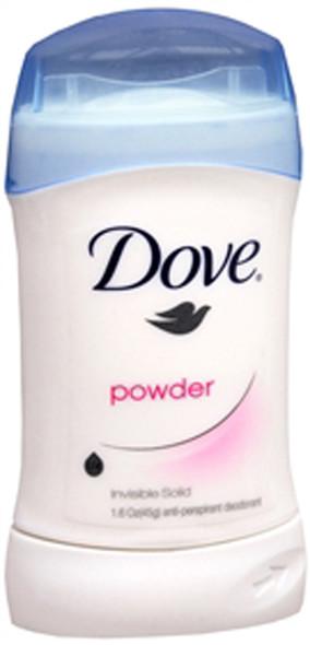 Dove Anti-Perspirant Deodorant Invisible Solid Powder - 1.6 oz