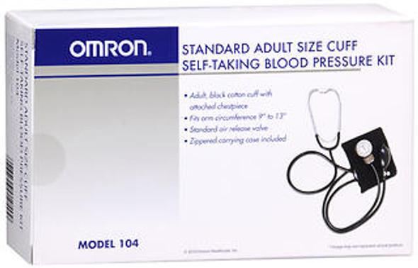 Omron Blood Pressure Kit Self-Taking Model - Each