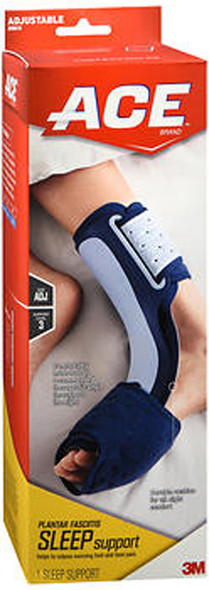 Ace Plantar Fasciitis  Sleep Support  One Size  Adjustable - 1 ea.