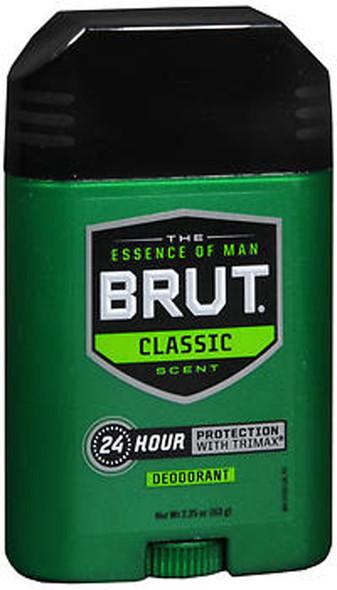 Brut Deodorant Stick Original Fragrance - 2.25 oz