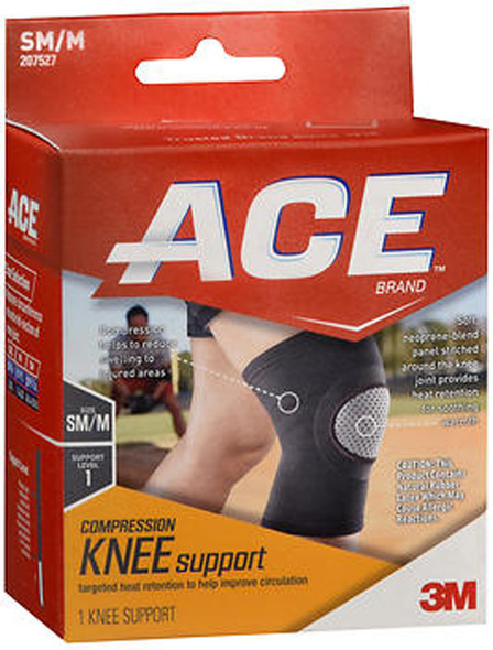 Ace Elasto-Preene Knee Brace, Small/Medium, Mild Support