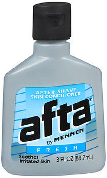 Afta by Mennen After Shave Skin Conditioner Fresh - 3 oz