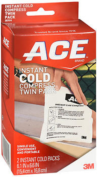 Ace Instant Cold Compresses - 2 ct