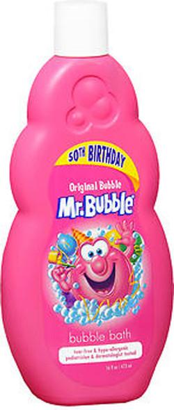 Mr. Bubble Bubble Bath Original - 16 oz