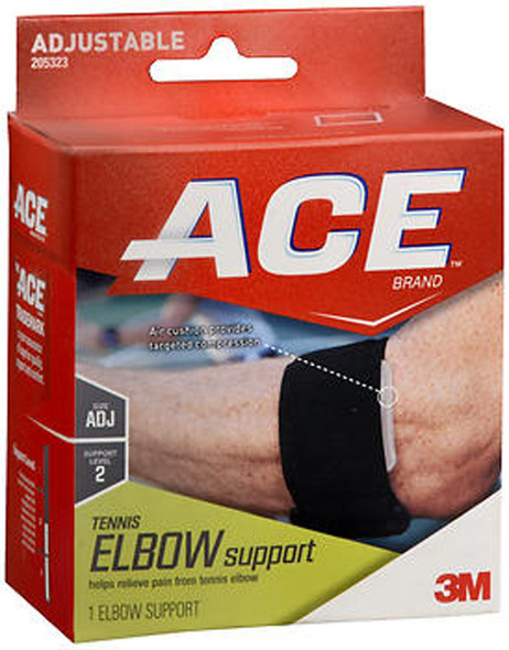 Ace Tennis Elbow Support Adjustable, Moderate Support