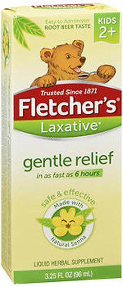 Fletcher's Gentle Laxative for Kids, Root Beer - 3.25 oz