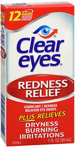 Clear eyes Redness Relief Eye Drops - 1 fl oz