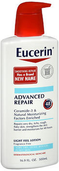 Eucerin Smoothing Repair Fast Absorbing Lotion - 16.9 oz