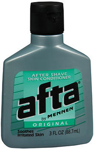 Afta by Mennen After Shave Skin Conditioner Original - 3 oz