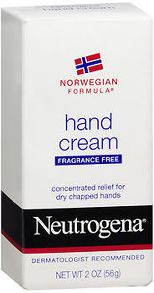 Neutrogena Norwegian Formula Hand Cream Fragrance-Free - 2 oz