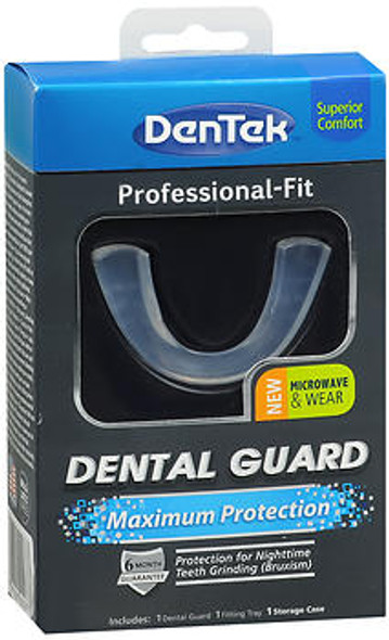 DenTek Professional-Fit Dental Guard Maximum Protection - 1 ct