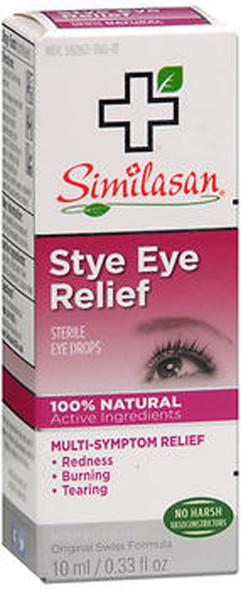 Similasan Healthy Relief Stye Eye Relief Drops - 10 ml