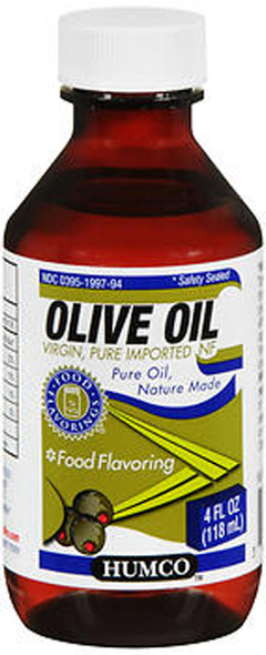 Humco Olive Oil - 4 oz