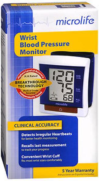 Microlife Blood Pressure Monitor - 1 each
