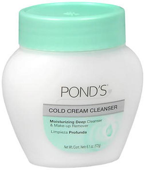 Pond's Cold Cream Cleanser- 6.1 oz