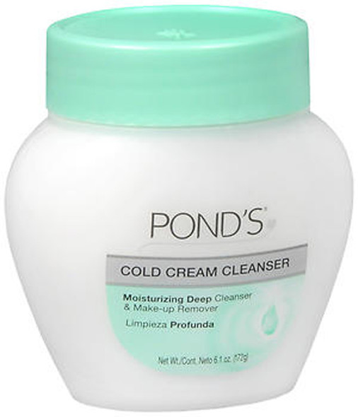 Pond's Cold Cream Cleanser- 6.1 oz