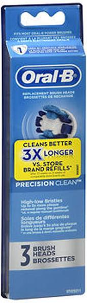 Oral-B Precision Clean Brush Heads