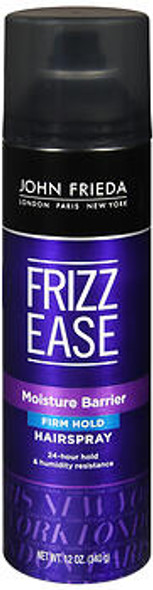 Frizz-Ease Moisture Barrier Firm-Hold Hair Spray - 12 oz
